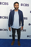 Jake Matthews arrives at the CBS Upfront at The Plaza Hotel in New York City on May 17, 2017.