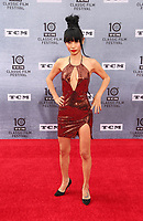 """Los Angeles CA Apr 11: Bai Ling, arrive to 2019 TCM Classic Film Festival Opening Night Gala And 30th Anniversary Screening Of """"When Harry Met Sally"""", TCL Chinese Theatre, Los Angeles, USA on April 11, 2019 <br /> CAP/MPI/FS<br /> ©FS/MPI/Capital Pictures"""