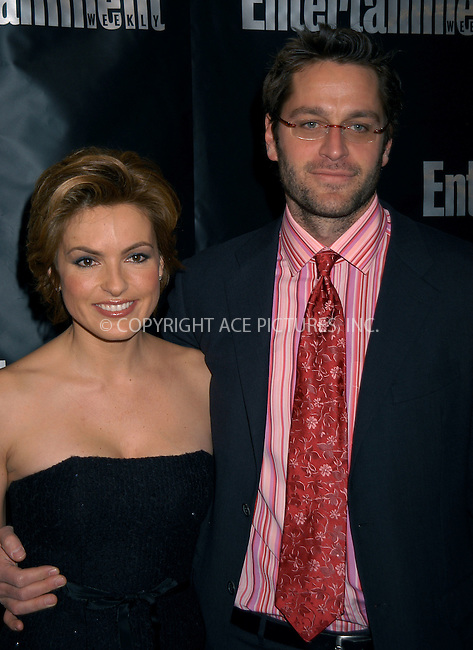 WWW.ACEPIXS.COM . . . . .  ....NEW YORK, FEBRUARY 29, 2004....Mariska Hargitay in attendance at Entertainment Weekly's 10th Annual Oscars Viewing Party in NYC.....Please byline: AJ Sokalner - ACE PICTURES..... *** ***..Ace Pictures, Inc:  ..Alecsey Boldeskul (646) 267-6913 ..Philip Vaughan (646) 769-0430..e-mail: info@acepixs.com..web: http://www.acepixs.com