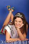 Laura Costelloe, the newly crowned Kerry Rose 2007.