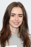 Lilly Collins arriving for WE Day 2018 at Wembley Arena, London, UK. <br /> 07 March  2018<br /> Picture: Steve Vas/Featureflash/SilverHub 0208 004 5359 sales@silverhubmedia.com
