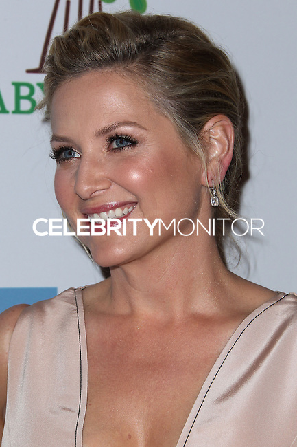 CULVER CITY, CA - NOVEMBER 09: Actress Jessica Capshaw arrives at the 2nd Annual Baby2Baby Gala held at The Book Bindery on November 9, 2013 in Culver City, California. (Photo by Xavier Collin/Celebrity Monitor)