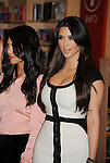 """LOS ANGELES, CA. - December 02: Kim Kardashian attends the """"Kardashian Konfidential"""" Book Signing at Borders Book store on December 2, 2010 in  Century City, California."""