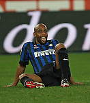 2012 Serie A Chievo v Inter Milan Mar 9th..Douglas Maicon on 10/03/2012 in Verona, ITALY. ..© PierreTeyssot.com