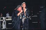 SAM KINISON, Billy Idol