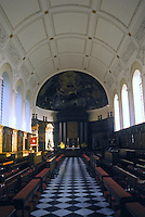 Sir Christopher Wren: Royal Hospital Chelsea, 1682-91. Chapel.
