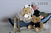 Interlitho, Alberto, CUTE ANIMALS, teddies, photos, bears, wedding(KL15238,#AC#)