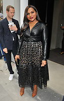 Mindy Kaling at the Stella McCartney new eco-friendly flagship store opening party, Stella McCartney, Old Bond Street, London, England, UK, on Tuesday 12 June 2018.<br /> CAP/CAN<br /> &copy;CAN/Capital Pictures /MediaPunch ***NORTH AND SOUTH AMERICAS ONLY***