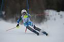 5/01/2017 under 16 girls slalom run 1