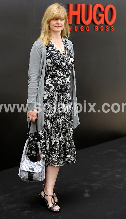 **ALL ROUND PICTURES FROM SOLARPIX.COM**.**SYNDICATION RIGHTS FOR UK AND SPAIN ONLY**.Guests arriving for the Hugo Boss fashion show at Berlin fashion week. Berlin, Germany. 17th July 2008..This pic: Nastassja Kinski..JOB REF: 6853 CPR/Michael Gottschalk.DATE: 17_07_2008.**MUST CREDIT SOLARPIX.COM OR DOUBLE FEE WILL BE CHARGED* *UNDER NO CIRCUMSTANCES IS THIS IMAGE TO BE REPRODUCED FOR ANY ONLINE EDITION WITHOUT PRIOR PERMISSION*