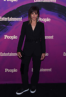 NEW YORK, NEW YORK - MAY 13: Stephanie Szostak attends the People & Entertainment Weekly 2019 Upfronts at Union Park on May 13, 2019 in New York City. <br /> CAP/MPI/IS/JS<br /> ©JS/IS/MPI/Capital Pictures