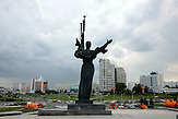 Neues Kriegsmuseum<br />  in Minsk