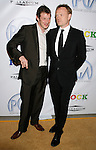 LOS ANGELES, CA. - January 24: Actor Jason Flemyng and Jared Harris arrive at the 20th Annual Producer's Guild Awards at the The Hollywood Palladium on January 24, 2009 in Los Angeles, California.
