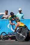Rio Paralympic Games 2016. Day 11,  T54 Marathon