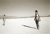 Black Rock Desert, Nevada<br /> USA<br /> August 2003<br /> <br /> Burning Man festival.