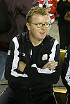 6 November 2004: Revolution head coach Steve Nicol. DC United defeated the New England Revolution 4-3 on penalties after the game ended in a 3-3 tie at RFK Stadium in Washington, DC in the Major League Soccer Eastern Conference Championship Match. .