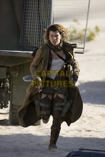 Milla Jovovich.in Resident Evil: Extinction.*Filmstill - Editorial Use Only*.CAP/NFS.Supplied by Capital Pictures.