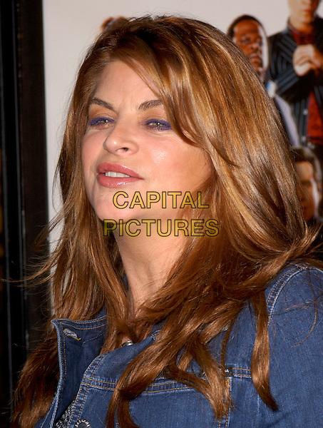 "KIRSTIE ALLEY.Attends MGM's World Premiere of ""Be Cool"" held at The Grauman's Chinese Theatre in Hollywood, California, USA, February 14th 2005.portrait headshot.Ref: DVS.www.capitalpictures.com.sales@capitalpictures.com.©Capital Pictures."