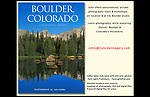 John's 4th photo book. &quot;Boulder, Colorado: A Photographic Portrait.&quot; <br /> John leads Boulder photo tours and photo workshops. Click the above  CONTACT  button for inquiries. Boulder tours.