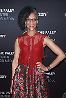 NEW YORK, NY - MAY 15: Carla Hall at The Paley Honors: A Gala Tribute To Music On Television at Cipriani Wall St in New York City . on May 15, 2018. <br /> CAP/MPI99<br /> &copy;MPI99/Capital Pictures