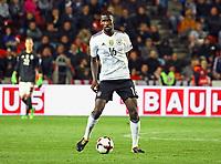 Antonio Rüdiger (Deutschland Germany) - 01.09.2017: Tschechische Republik vs. Deutschland, Eden Arena