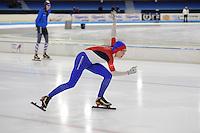 SCHAATSEN: HEERENVEEN: 03-02-2017, KPN NK Junioren, Junioren C Dames 500m, Yael Prenger, ©foto Martin de Jong