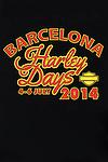 Barcelona Harley Days 2014.