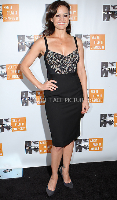 WWW.ACEPIXS.COM....October 11 2012, New York City....Carla Gugino at the 8th Annual Focus For Change Benefit at Roseland Ballroom on October 11, 2012 in New York City.......By Line: Nancy Rivera/ACE Pictures......ACE Pictures, Inc...tel: 646 769 0430..Email: info@acepixs.com..www.acepixs.com