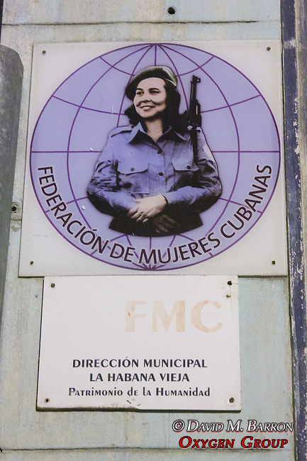 Federation Of Cuban Women