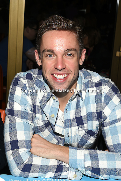 Nic Rouleau attends the Broadway Cares/Equity Fights Aids Flea Market and Grand Auction on September 25, 2016 at the Music Box Theatre and in Shubert Ally in New York, New York, USA. <br /> <br /> photo by Robin Platzer/Twin Images<br />  <br /> phone number 212-935-0770