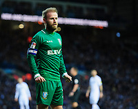 Sheffield Wednesday's Barry Bannan<br /> <br /> Photographer Chris Vaughan/CameraSport<br /> <br /> The EFL Sky Bet Championship - Leeds United v Sheffield Wednesday - Saturday 11th January 2020 - Elland Road - Leeds<br /> <br /> World Copyright © 2020 CameraSport. All rights reserved. 43 Linden Ave. Countesthorpe. Leicester. England. LE8 5PG - Tel: +44 (0) 116 277 4147 - admin@camerasport.com - www.camerasport.com