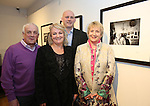 4/4/2014  Cormac Byrne's exhibition Faces of Limerick in the Hunt Museum runs until May 11th.<br /> Pictures Liam Burke/Press 22