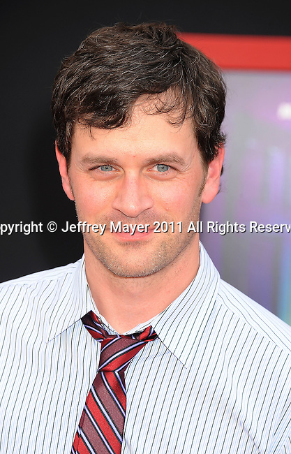 """HOLLYWOOD, CA - MARCH 06: Tom Everett Scott arrives at """"Mars Needs Moms 3D"""" Los Angeles Premiere at the El Capitan Theatre on March 6, 2011 in Hollywood, California"""