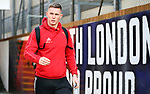 Sheffield United's goalkeeper Dean Henderson arrives ahead of the Premier League match at Selhurst Park, London. Picture date: 1st February 2020. Picture credit should read: Paul Terry/Sportimage