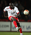 Patrick Agyemang of Stevenage (on loan from QPR). - Stevenage v Oldham Athletic - npower League 1 - Lamex Stadium, Stevenage - 13th March, 2012. © Kevin Coleman 2012