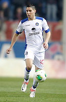 Getafe's Abdel Barrada during King's Cup match. December 12, 2012. (ALTERPHOTOS/Alvaro Hernandez) /NortePhoto