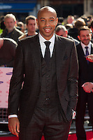 Thierry Henry arriving for the Princes Trust Awards, at the Odeon Leicester Square, London. 10/03/2015 Picture by: Dave Norton / Featureflash