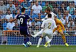 Real Madrid CF's Sergio Ramos during La Liga match. Aug 24, 2019. (ALTERPHOTOS/Manu R.B.)