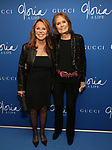 "Marlo Thomas and Gloria Steinem attend the Opening Night Performance of ""Gloria: A Life"" on October 18, 2018 at the Daryl Roth Theatre in New York City."