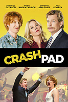 Crash Pad (2017)<br /> Promotional art with Christina Applegate, Thomas Haden Church &amp; Domhnall Gleeson<br /> *Filmstill - Editorial Use Only*<br /> CAP/MFS<br /> Image supplied by Capital Pictures