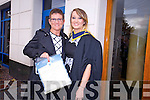 Mother and daughter graduate on the same day  Susan O'Sullivan (Caherleaheen) Social Care, Shannon O'Sullivan, Health and Leisure.At the Institute of Technology Tralee at the Autumn Confirming of Awards Ceremony at the Brandon Hotel on Friday