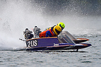 2-US and 999-V     (outboard Hydroplane)