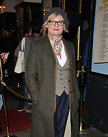 "Martha Plimpton at the ""Home, I'm Darling"" press night, Duke of York's Theatre, St Martin's Lane, London, England, UK, on Tuesday 05th February 2019.<br /> CAP/CAN<br /> ©CAN/Capital Pictures"