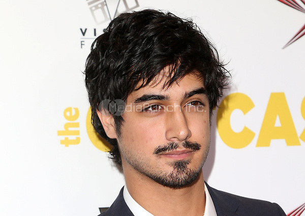 """WESTWOOD, CA - April 13: Avan Jogia, At Premiere Of Swen Group's """"The Outcasts"""" At The Landmark Regent  In California on April 13, 2017. Credit: FS/MediaPunch"""