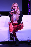 HOLLYWOOD, FL -  DECEMBER 05: Ellie Goulding performs during Hits Live at radio station Hits 97.3 on December 5, 2018 in Hollywood, Florida. Photo by MPI04 / MediaPunch