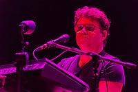 SÃO PAULO, SP, 01.09.2018 - SHOW-SP - Henrique Portugal,  guitarrista e tecladista da banda Skank durante show no Credicard Hall em São Paulo, na noite deste sábado, 01, (Foto: Anderson Lira/Brazil Photo Press)