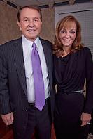 George and Caroline Beasley, Beasley Broadcast Group, Naples, Florida, USA. Photo by Debi PIttman Wilkey