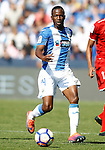 CD Leganes' Mamadou Kone during La Liga match. October 15,2016. (ALTERPHOTOS/Acero)