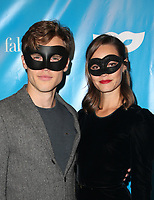 LOS ANGELES, CA - OCTOBER 27: Bailey Noble, Guest, at UNICEF Next Generation Masquerade Ball Los Angeles 2017 At Clifton's Republic in Los Angeles, California on October 27, 2017. Credit: Faye Sadou/MediaPunch /NortePhoto.com