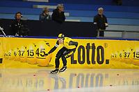 SCHAATSEN: HEERENVEEN: 29-10-2017, IJsstadion Thialf, KPN NK Afstanden, Douwe de Vries, ©foto Martin de Jong